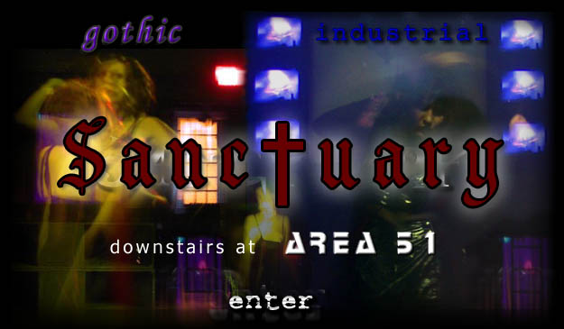 Club Sanctuary - Gothic Industrial Salt Lake City